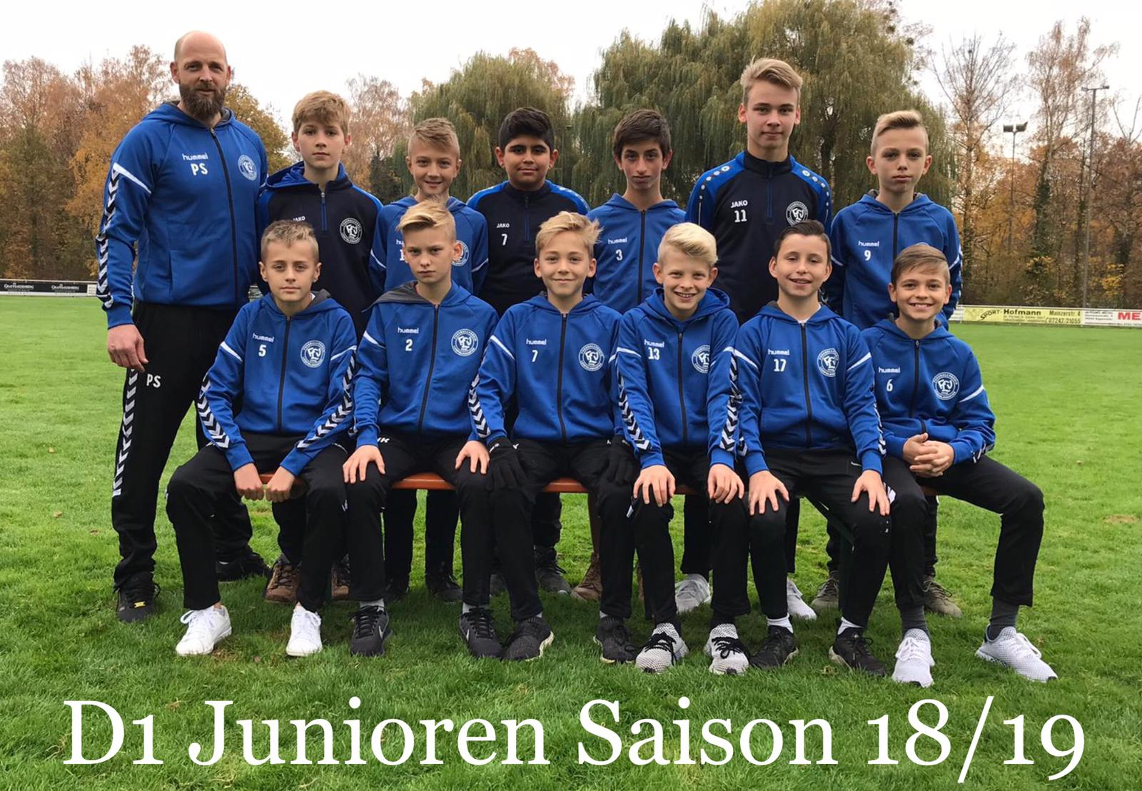 FVL D1-Junioren 18 / 19